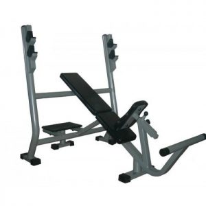 Aparat Fitness - Art.4049A - Banca inclinata asistata
