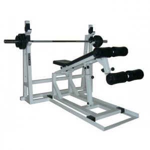 Aparat Fitness - Art.53A - Banca declinata + suport